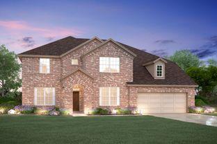 Rio Grande - Berkshire: Fort Worth, Texas - M/I Homes