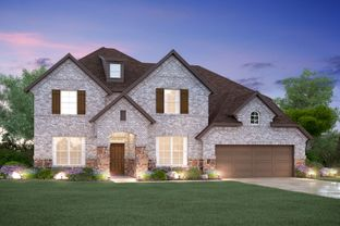 Rio Grande - Hollyhock: Frisco, Texas - M/I Homes