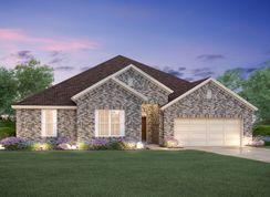 Sabine - Berkshire: Fort Worth, Texas - M/I Homes