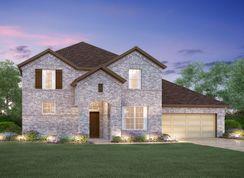 Zacate - Hollyhock: Frisco, Texas - M/I Homes