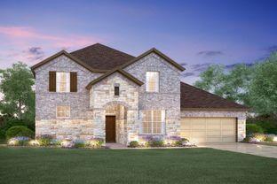 Zacate - Berkshire: Fort Worth, Texas - M/I Homes