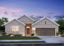 Acadia - Twin Hills: Arlington, Texas - M/I Homes