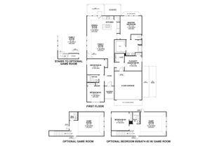 Acadia - Berkshire: Fort Worth, Texas - M/I Homes