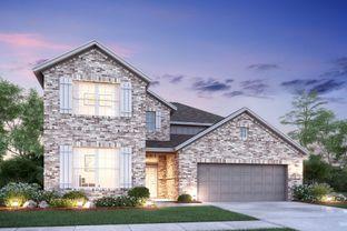 Balcones - Berkshire: Fort Worth, Texas - M/I Homes