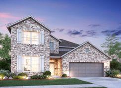 Balcones - Twin Hills: Arlington, Texas - M/I Homes