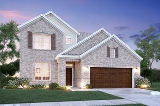 Bryant - Legacy Ranch: Melissa, Texas - M/I Homes