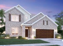 Bryant - Berkshire: Fort Worth, Texas - M/I Homes