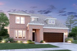 Bryant - Twin Hills: Arlington, Texas - M/I Homes