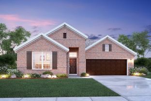 Clary - Bluewood: Celina, Texas - M/I Homes