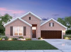 Clary - Berkshire: Fort Worth, Texas - M/I Homes