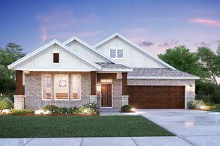 Clary - Legacy Ranch: Melissa, Texas - M/I Homes