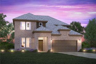 Eagle - Twin Hills: Arlington, Texas - M/I Homes