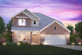 Eagle - Bluewood: Celina, Texas - M/I Homes