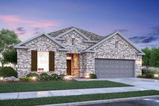 Edmonds - Berkshire: Fort Worth, Texas - M/I Homes