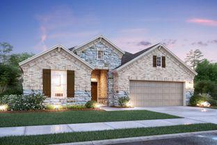 Edmonds - Lake Sharon Estates: Corinth, Texas - M/I Homes