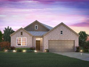 Folsom - Berkshire: Fort Worth, Texas - M/I Homes