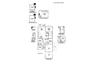 Folsom - Legacy Ranch: Melissa, Texas - M/I Homes