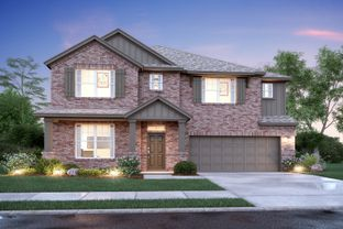Frontier - Legacy Ranch: Melissa, Texas - M/I Homes