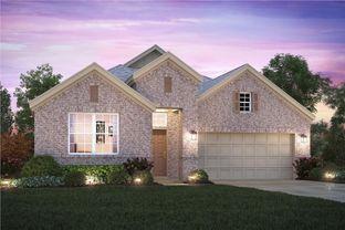Rockhill - Twin Hills: Arlington, Texas - M/I Homes