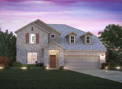 Whitley - Twin Hills: Arlington, Texas - M/I Homes