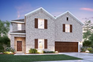 Cortez - Prairie Ridge: Venus, Texas - M/I Homes