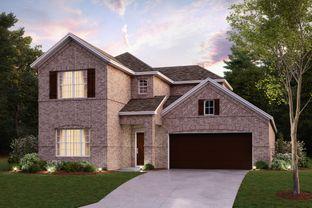 Livingston - Prairie Ridge: Venus, Texas - M/I Homes