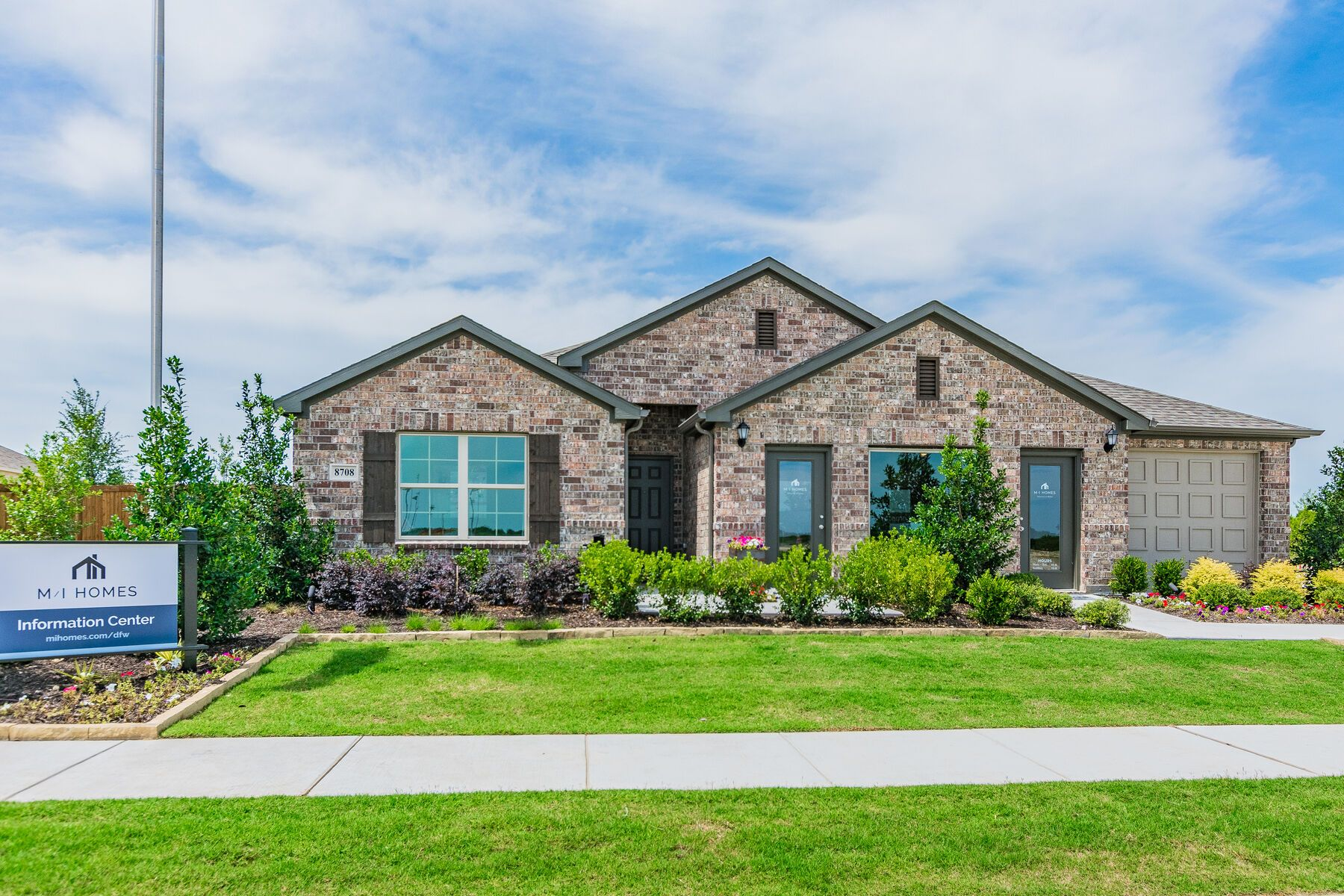 'Copper Creek' by M/I Homes-Dallas / Fort Worth in Fort Worth