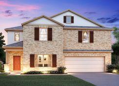 Cortez - Verandah: Royse City, Texas - M/I Homes