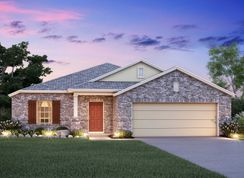 Desoto - Verandah: Royse City, Texas - M/I Homes