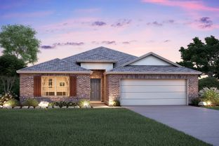 Pizarro - Copper Creek: Fort Worth, Texas - M/I Homes