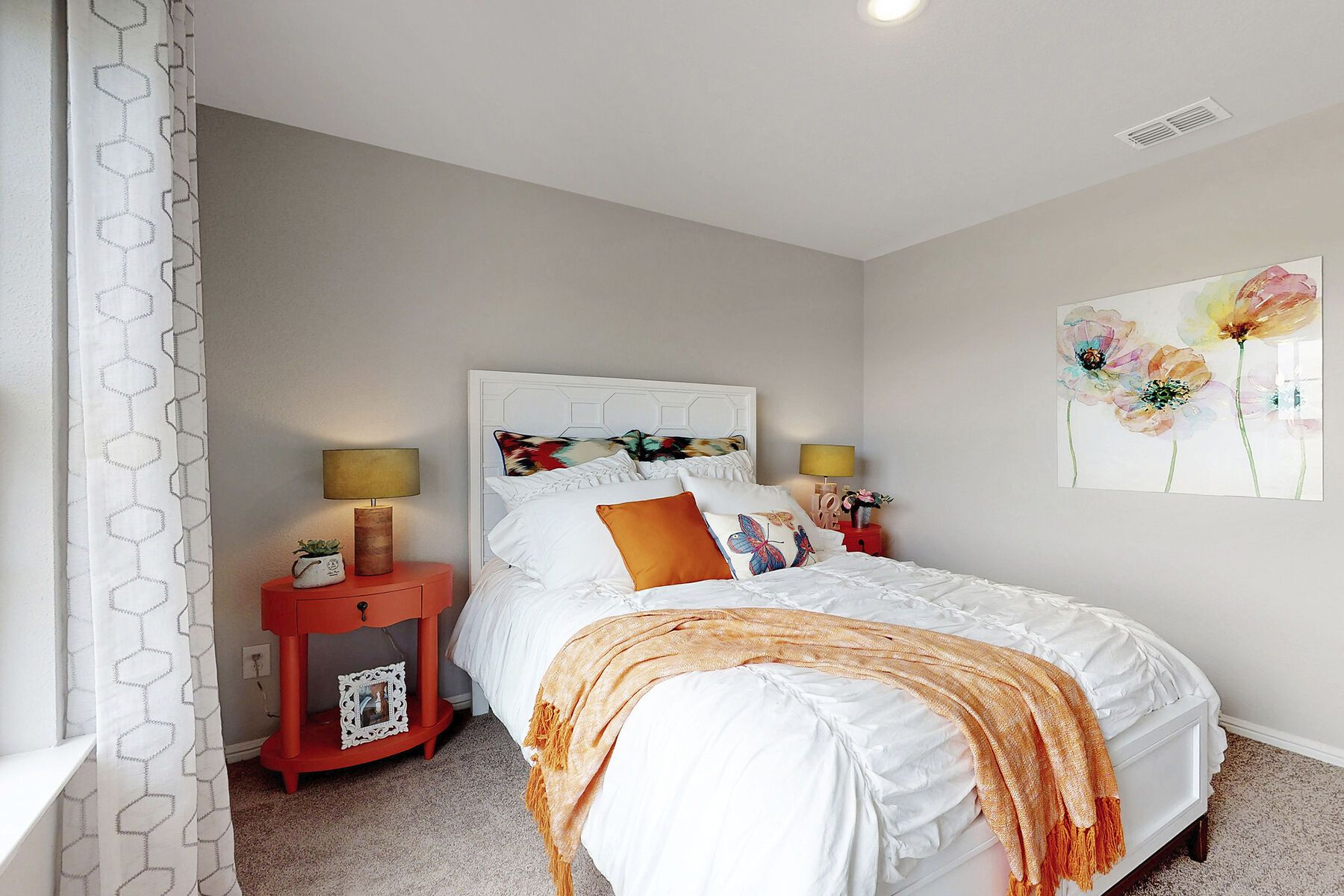 Bedroom featured in the Pizarro By M/I Homes in Fort Worth, TX