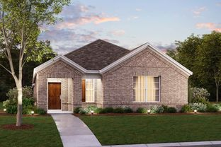 Carnation - Harvest: Argyle, Texas - M/I Homes