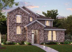Violet - Harvest: Argyle, Texas - M/I Homes