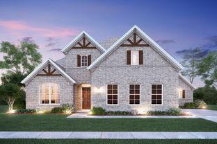 Seville - Homestead: Sunnyvale, Texas - M/I Homes