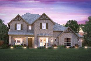 Sterling - Homestead: Sunnyvale, Texas - M/I Homes
