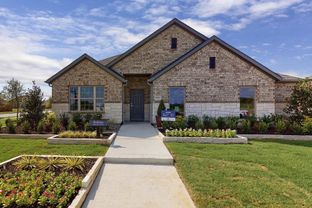 Balboa - Light Farms: Celina, Texas - M/I Homes