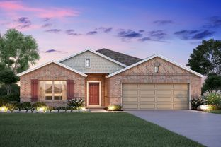 Boone - Pinewood At Grand Texas: New Caney, Texas - M/I Homes