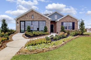 Boone - Mustang Crossing: Alvin, Texas - M/I Homes