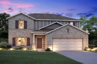 Cabot - Southwinds: Baytown, Texas - M/I Homes