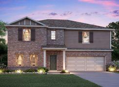 Columbus - Southwinds: Baytown, Texas - M/I Homes