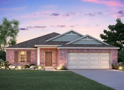 Desoto - Pinewood At Grand Texas: New Caney, Texas - M/I Homes