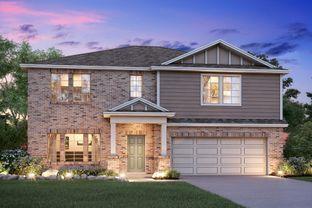 Hudson - Southwinds: Baytown, Texas - M/I Homes