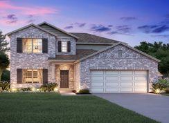 Magellan - Pinewood At Grand Texas: New Caney, Texas - M/I Homes