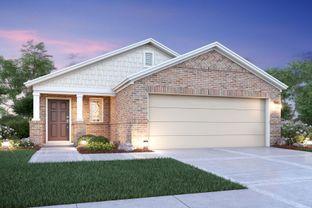 Magnolia - Lantana: Katy, Texas - M/I Homes