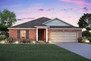 Polo - Magnolia Ridge: Magnolia, Texas - M/I Homes