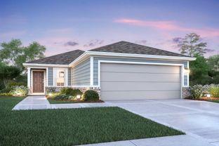 Primrose - Magnolia Ridge: Magnolia, Texas - M/I Homes