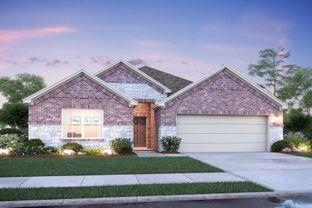 Pizarro - Pinewood At Grand Texas: New Caney, Texas - M/I Homes