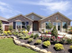 Boone - Southwinds: Baytown, Texas - M/I Homes