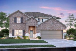 Cabot - Harper's Preserve: Conroe, Texas - M/I Homes