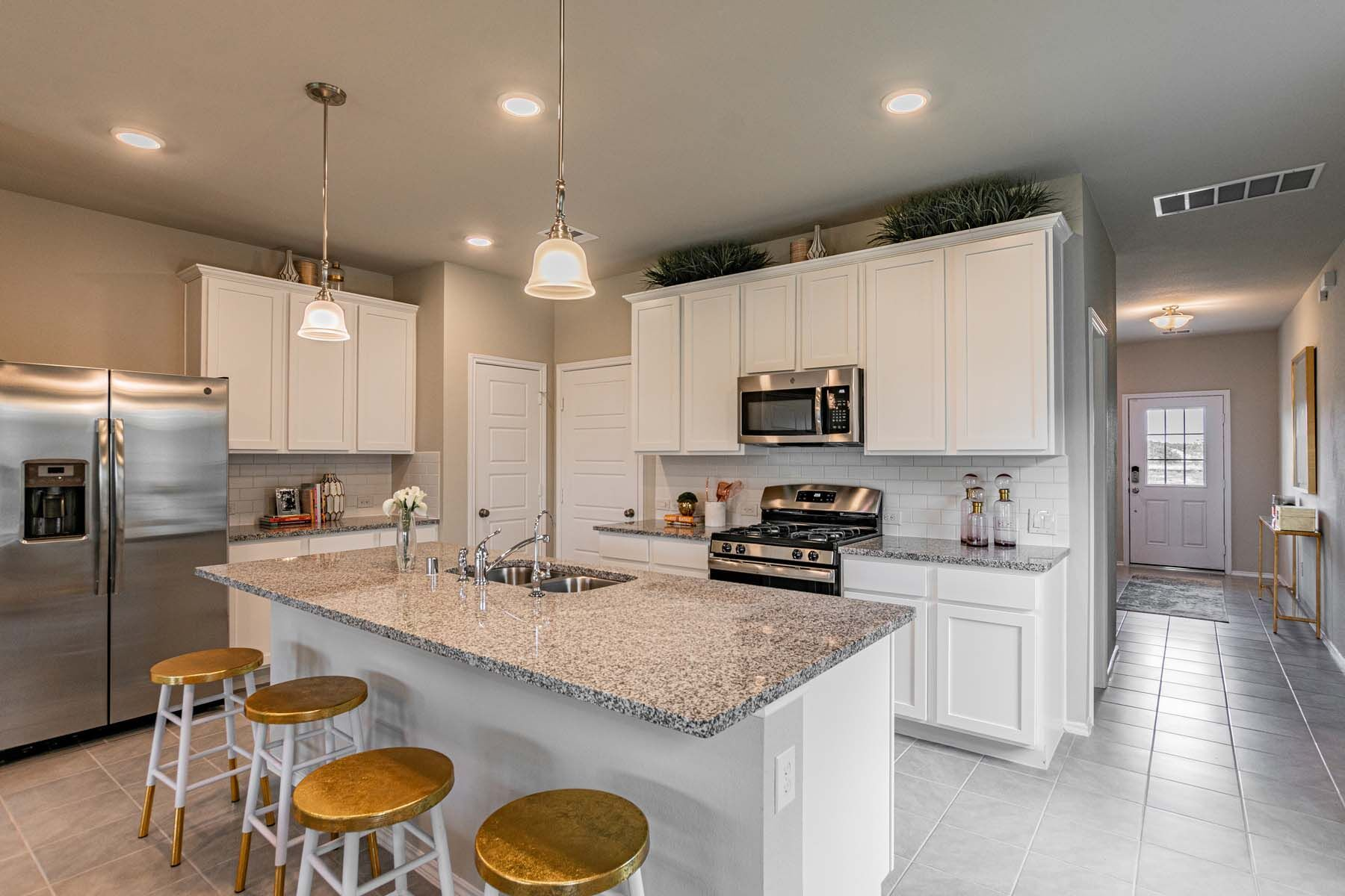 Kitchen featured in the Dogwood By M/I Homes in Houston, TX
